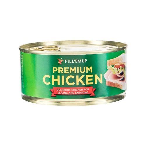 Fill Em Up Chicken Roll 300g