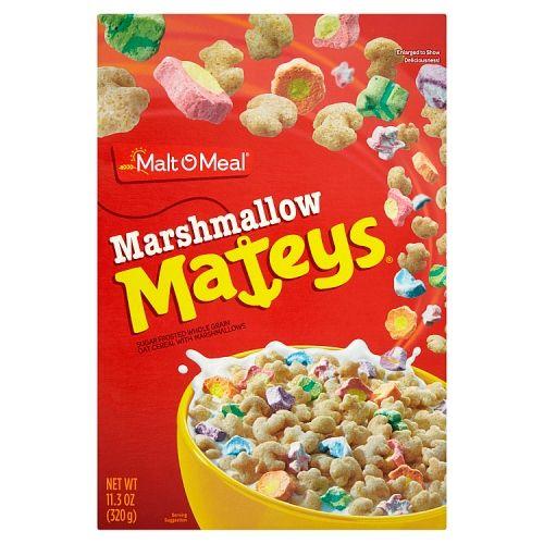MALT O MEAL MARSHMALLOW MATEYS 320G