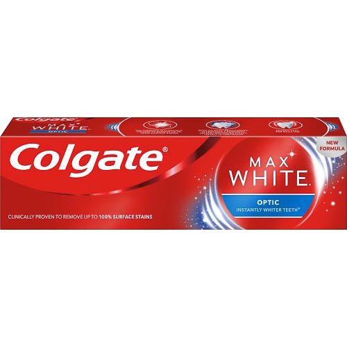 Colgate Toothpaste Max White Optic 75ml