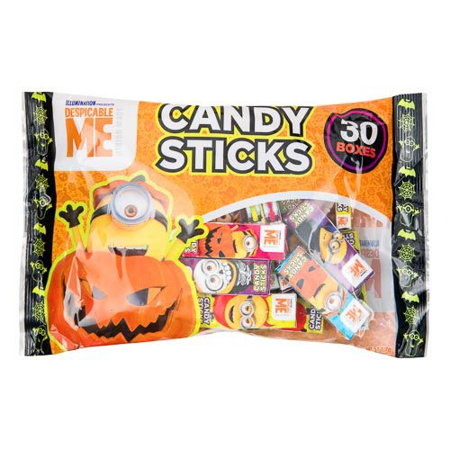 Despicable Me Candy Sticks 30 Pack