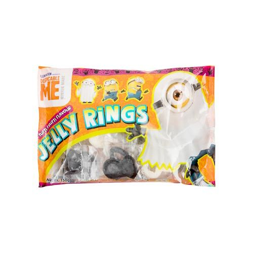 Despicable Me Jelly Rings 150g