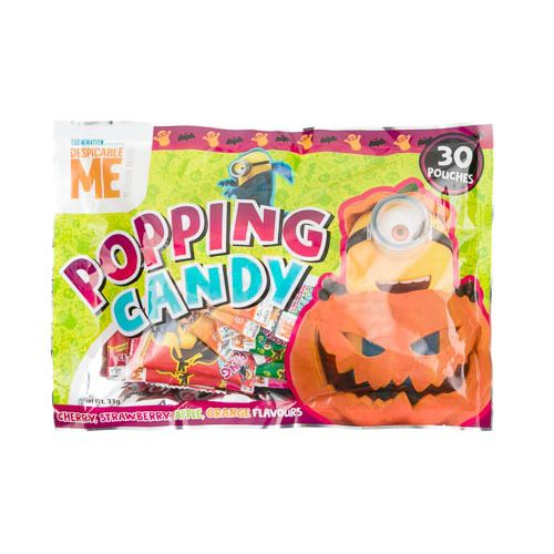 Despicable Me Pop Candy 30 Pack