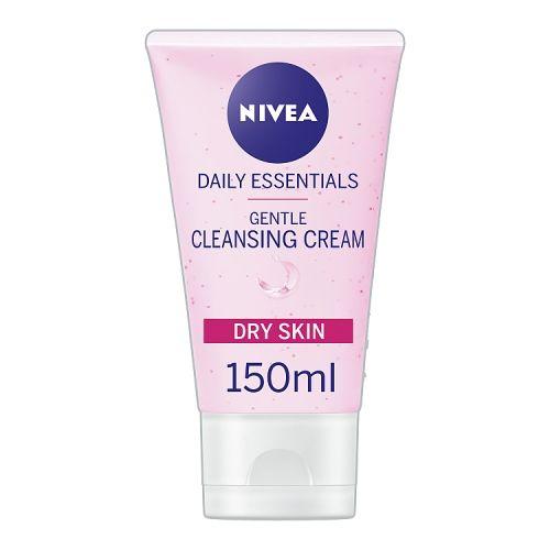 Nivea Essentials Gentle Cleansing Cream Wash 150ml