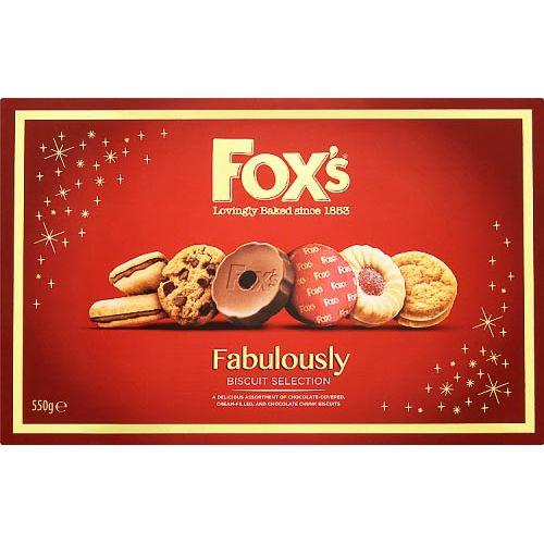 Fox Fabulously Tin 550g