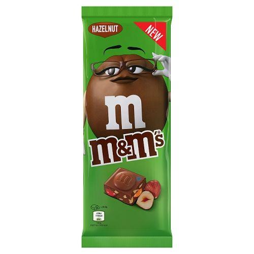 M&m's Block Hazelnut 165g