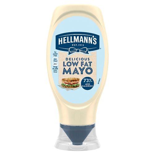 Hellmans Low Fat Mayonnaise 430ml