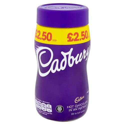 Cadbury Instant Chocolate 300g