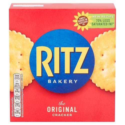 Ritz Biscuits 165g