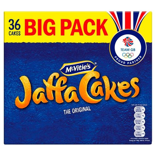 McVities Jaffa Cakes 36 Pack