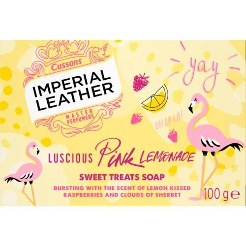 Imperial Leather Sweet Treats Soap Bar 100g