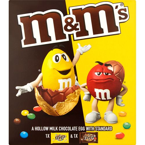 M&MS MIXED EGG 268G
