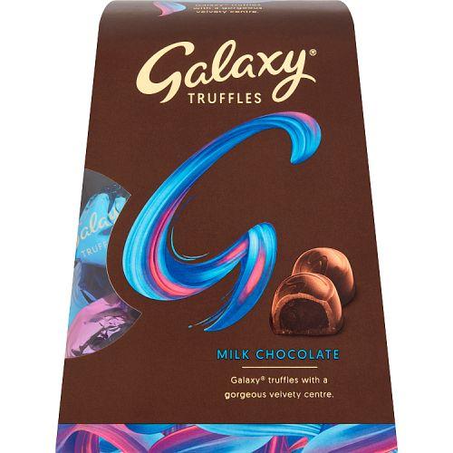 Galaxy Truffles Medium Gift Box 206g