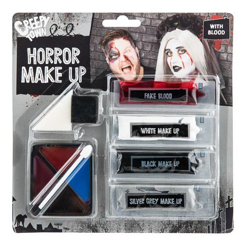 Horror Make Up Kit With Blood