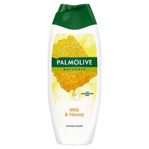 Palmolive Naturals Shower Gel Milk & Honey 500ml