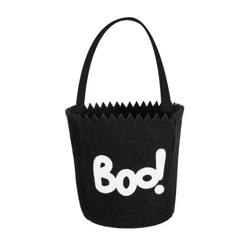 Felt Loot Bucket - Boo!