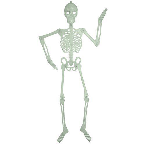 Glow In Dark Skeleton 4ft