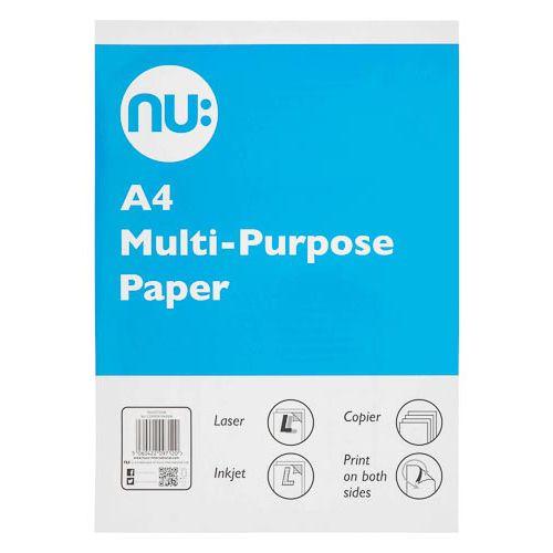 Nuco Copier Paper 500 Sheets