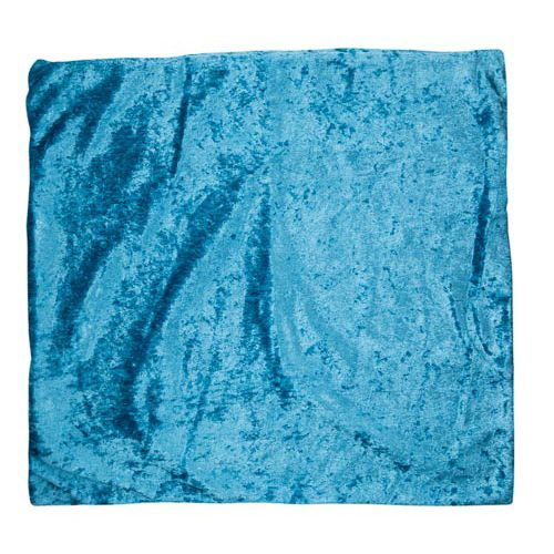Blue Velvet Cushion Cover 190gsm 40x40cm