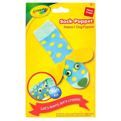 Sock Puppet Kit