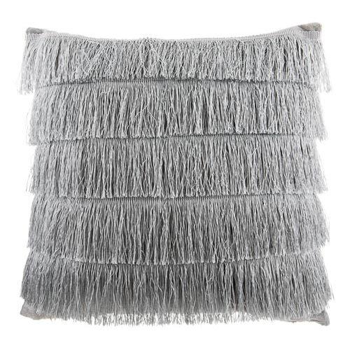 Tassle Cushion 40x40cm