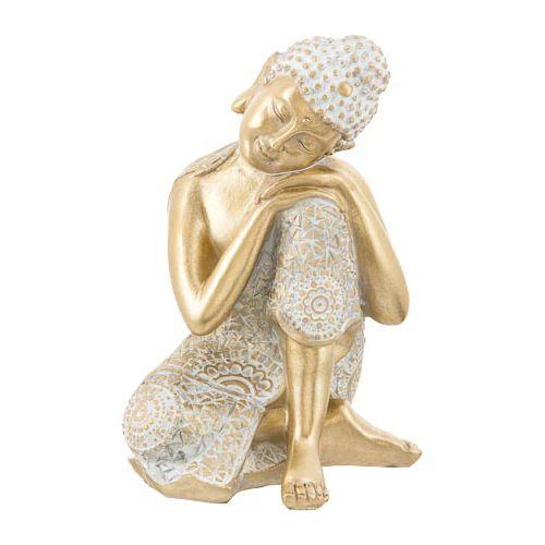 Wooden Buddha Ornament