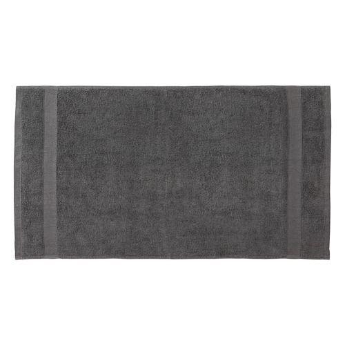 Hand Towel Grey 460gsm 50x90cm