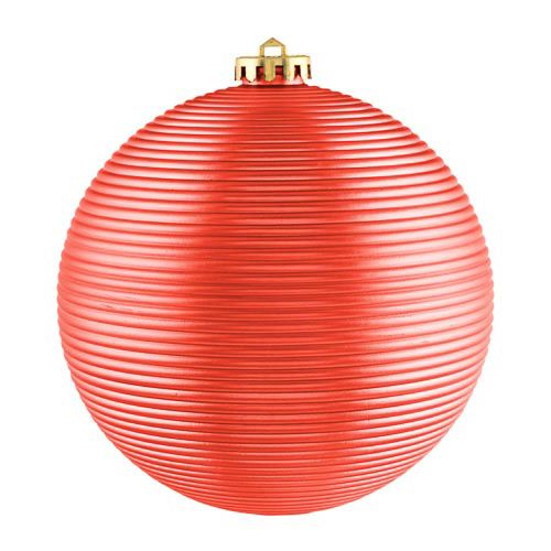 Xl Red Bauble
