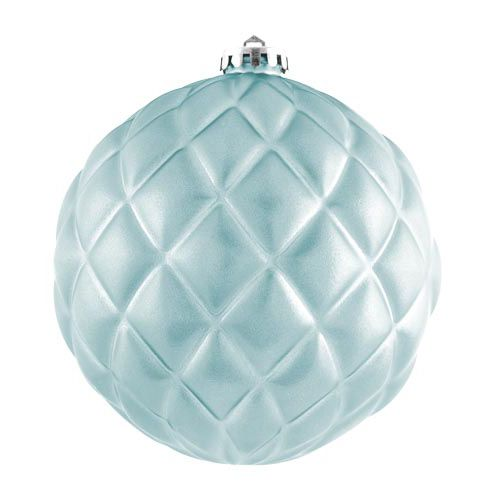 XL Frosted Bauble