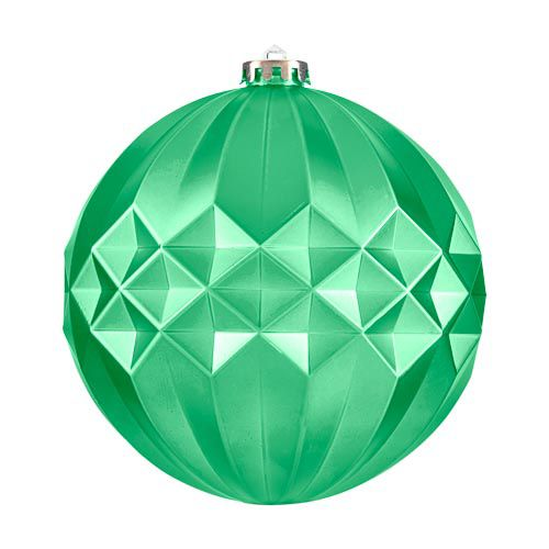 XL Matt Green Bauble