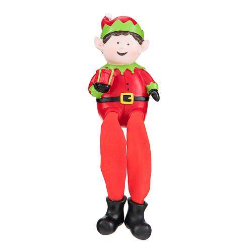Christmas Elf Leg Dangler