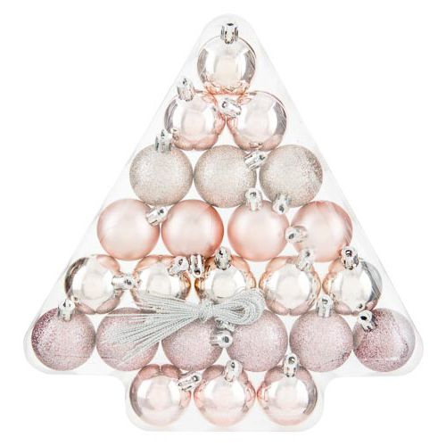 Bauble Glam 24 Pack