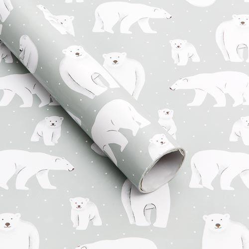 4m Wrap Polar Bear