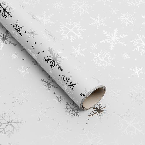 4m Wrap Snowflake