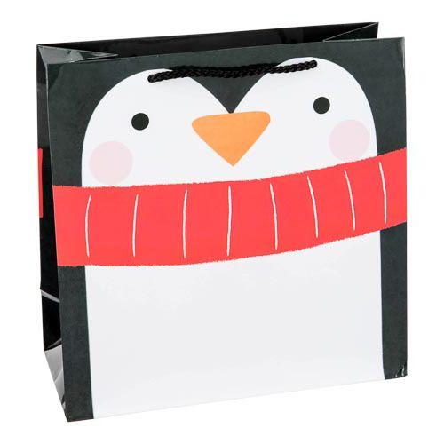 Small Penguin Gift Bag