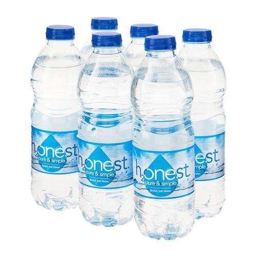 Honest Still Water 6x500ml