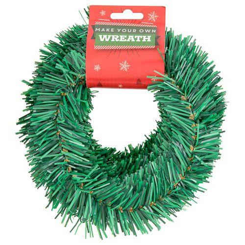 Craft Foilage Wreath