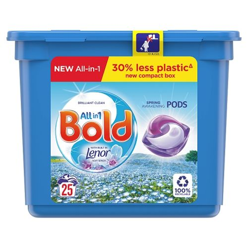 Bold All In 1 Pods Spring Awakening 25 Washes