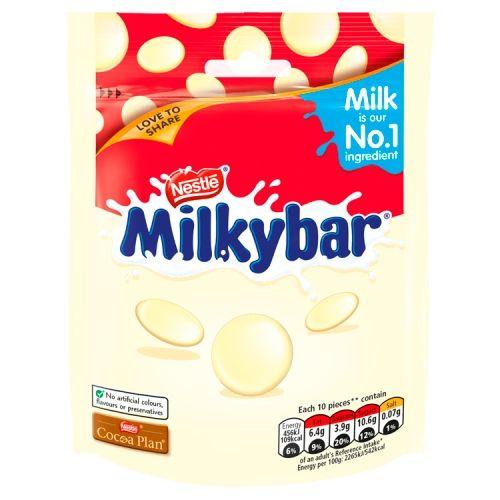 Nestle Milkybar Pouch Bag 80g