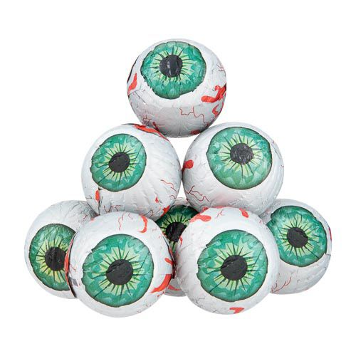 Halloween Milk Chocolate Eyeballs 111.2g