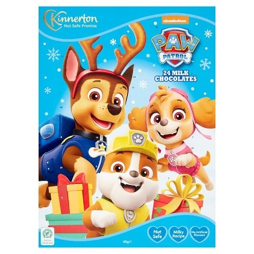 Paw Patrol Advent 40g