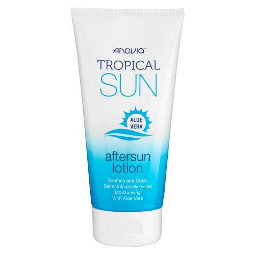 TROPICAL SUN AFTERSUN LOTION WITH ALOE 150ML
