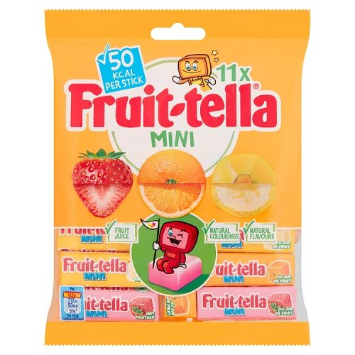Fruitella Minis 11pk 140g