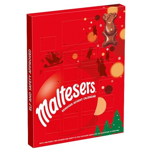 Maltesers Mini Reinderr Advent Calendar 108g
