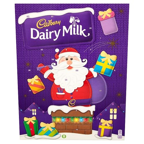 Cadbury Advent Calendar 90g