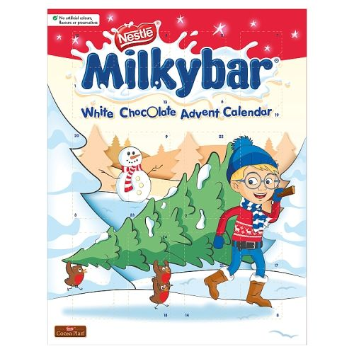 Milkybar Advent Calendar 85g