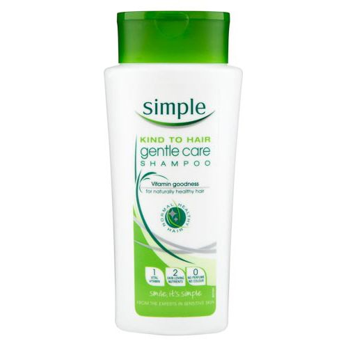SIMPLE KIND TO HAIR GENTLE CARE SHAMPOO 200ML