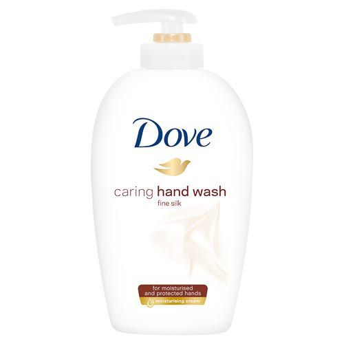 DOVE SILK HANDWASH 250ML
