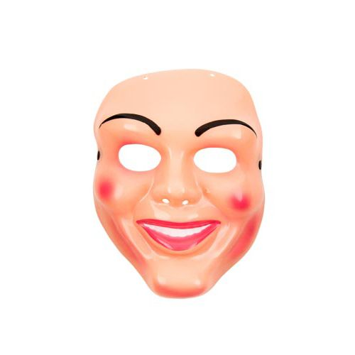 Creepy Face Mask