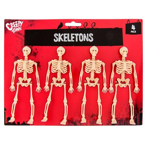Skeleton 4pk