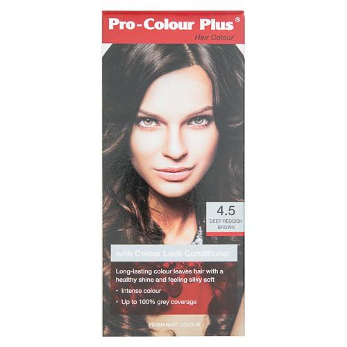 Pro Salon Hair Colour Deep Brown